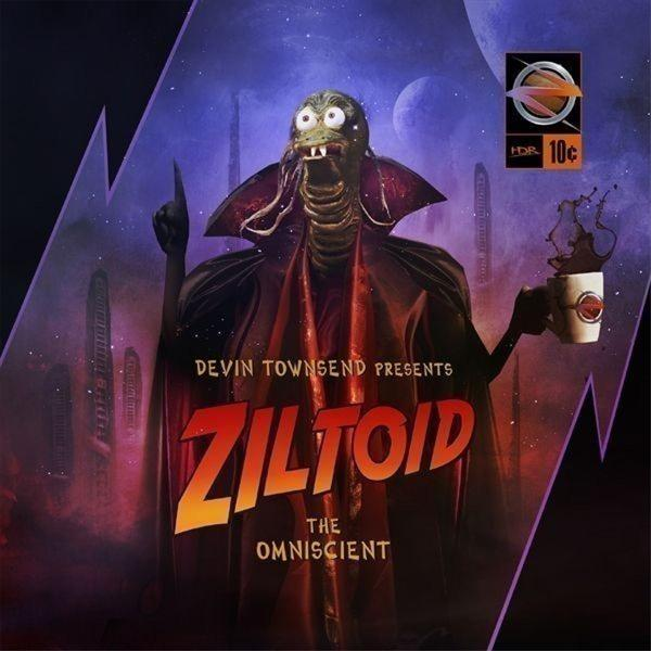 Presents: Ziltoid The Omniscient