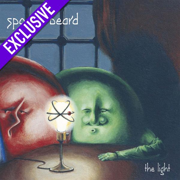 The Light (green 2LP)