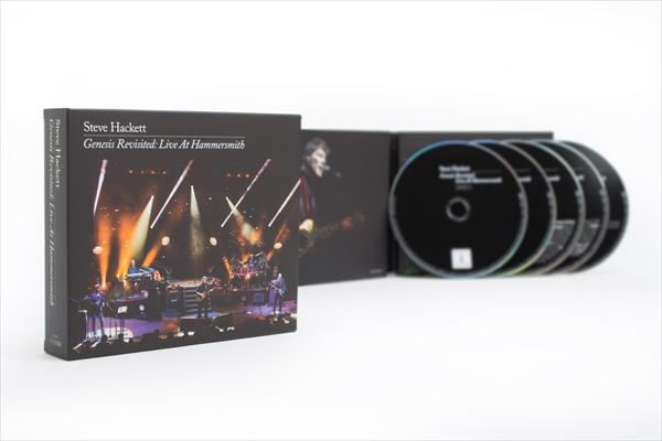 Genesis Revisited: Live At Hammersmith (3CD+2DVD Digipak)