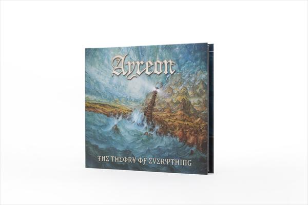 The Theory Of Everything (Special Edition 2CD+DVD Mediabook)