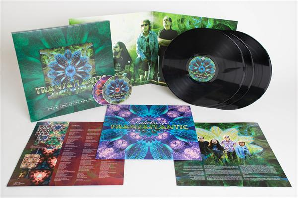Kaleidoscope (black 3LP+2CD)