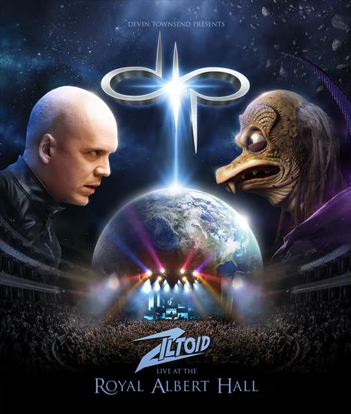 Ziltoid Live at the Royal Albert Hall (BluRay)