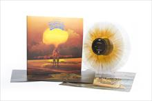 Earth Blues (clear-brown-yellow-orange splatter 2LP+Poster)