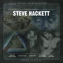 Original Album Collection: Discovering STEVE HACKETT