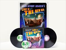 Lost In the New Real - LP + Poster
